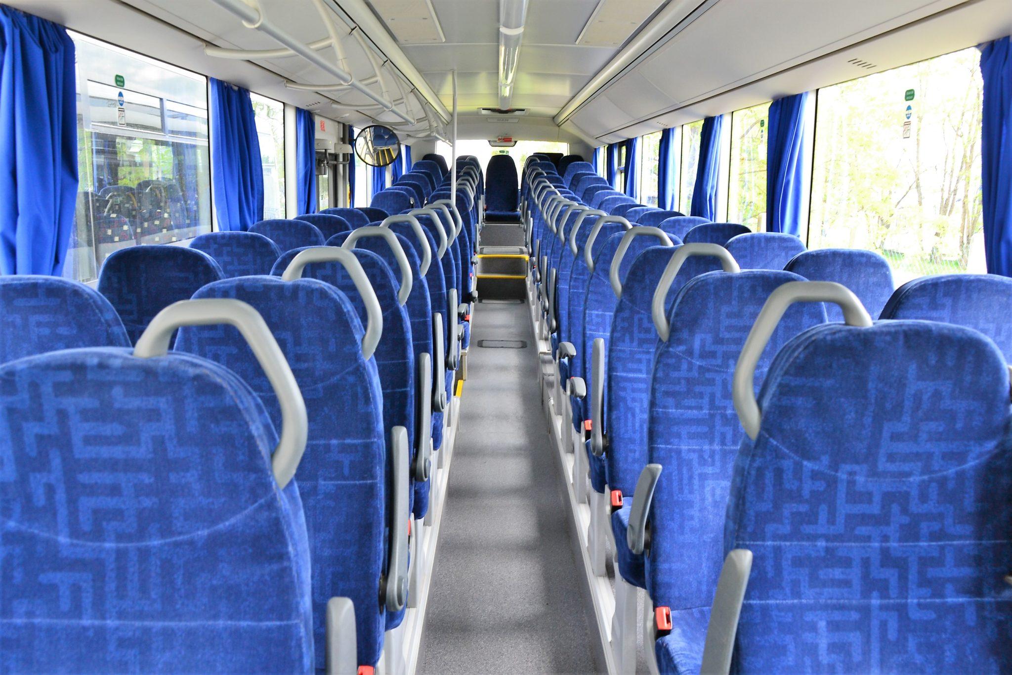 Intercity1 intérieur